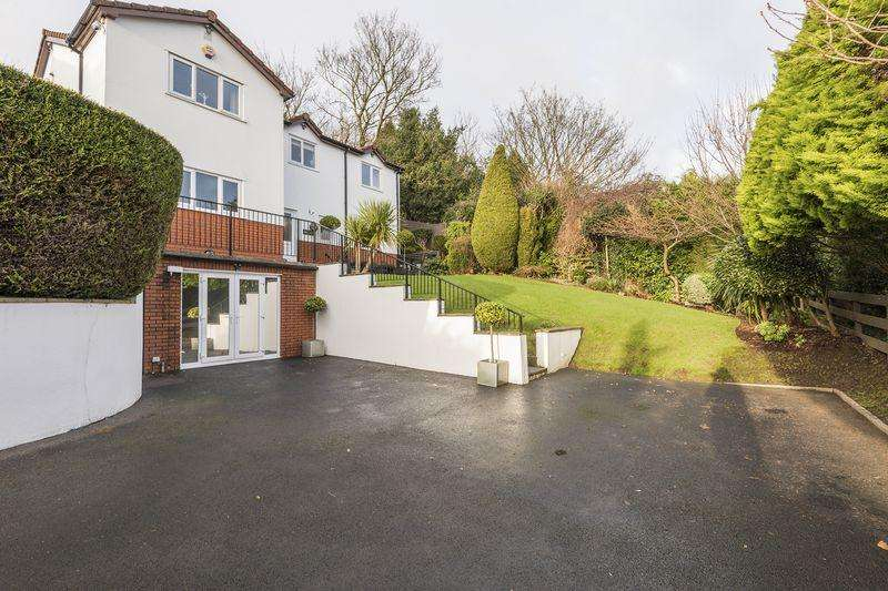 5 Bedrooms Detached House for sale in Briarcroft , Newport - REF #00003721