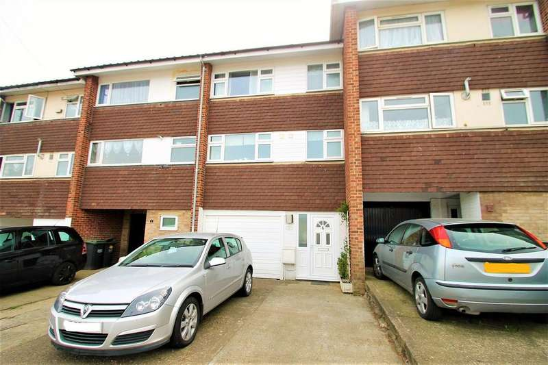 3 Bedrooms Town House for sale in Howard Road, East Malling, West Malling