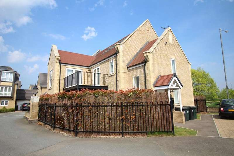 2 Bedrooms Flat for sale in Chapel Drive Dartford DA2