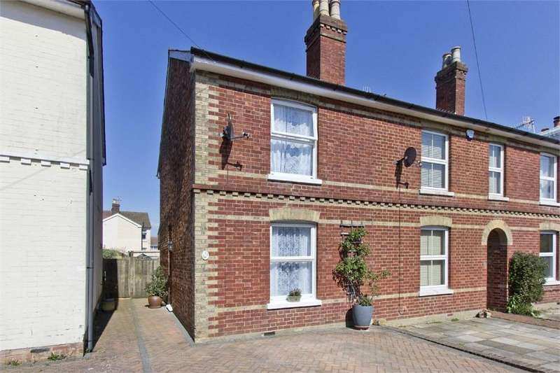 2 Bedrooms End Of Terrace House for sale in South View Road, Tunbridge Wells, Kent
