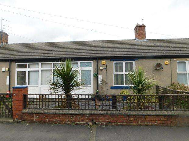 1 Bedroom Terraced Bungalow for sale in AGED MINERS HOMES, ST HELENS, BISHOP AUCKLAND
