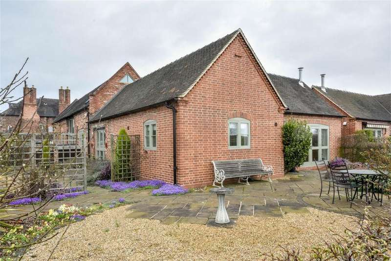 3 Bedrooms Mews House for sale in Pipe Hill House, Lichfield, Staffordshire