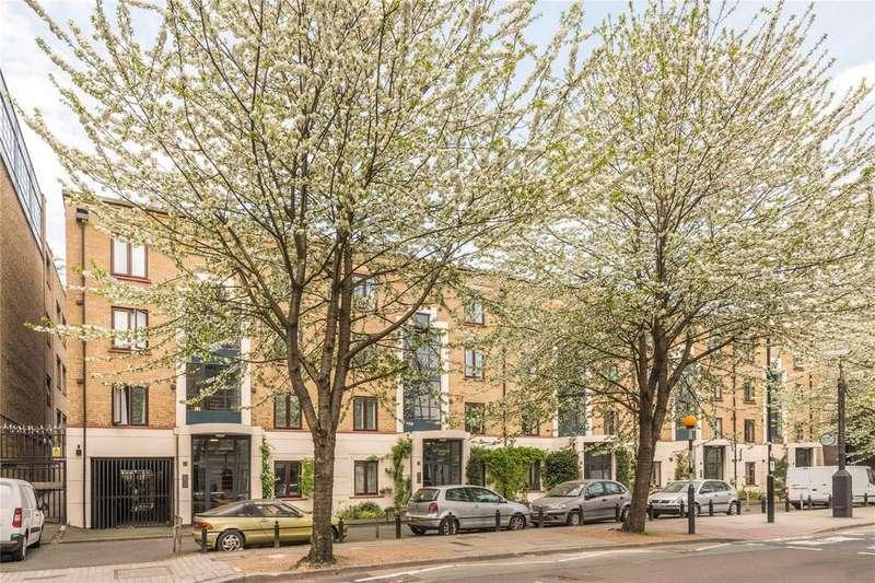 1 Bedroom Flat for sale in Battlebridge Court, Wharfdale Road, London