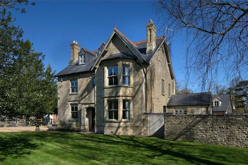 6 Bedrooms Detached House for sale in Abingdon Road, Standlake, Witney, Oxfordshire, OX29