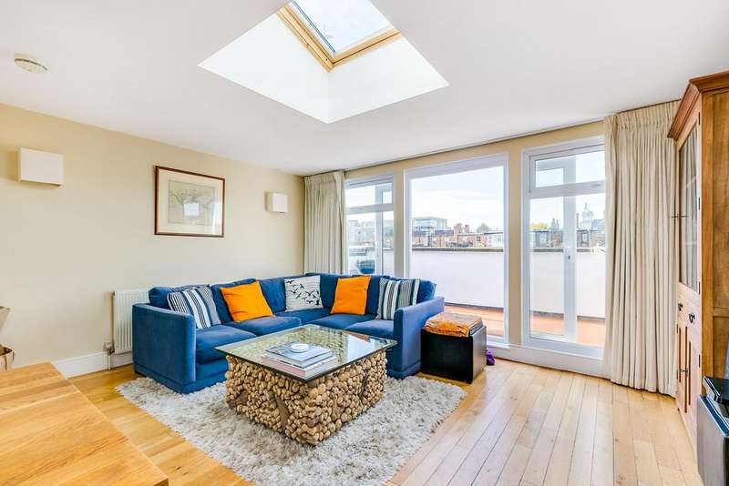 2 Bedrooms Apartment Flat for sale in Dunford Road, N7 6EP