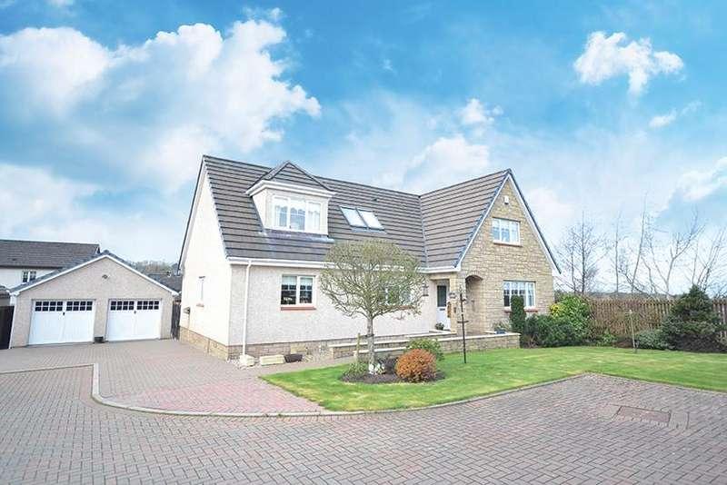 5 Bedrooms Detached Villa House for sale in 7 Earl Mount, Dundonald, KA2 9JL