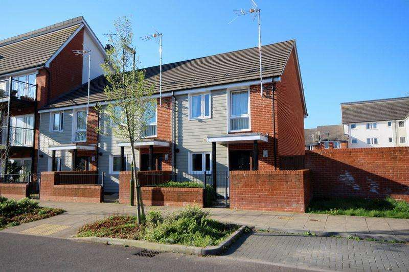 2 Bedrooms End Of Terrace House for sale in Plymouth Way, Haywards Heath