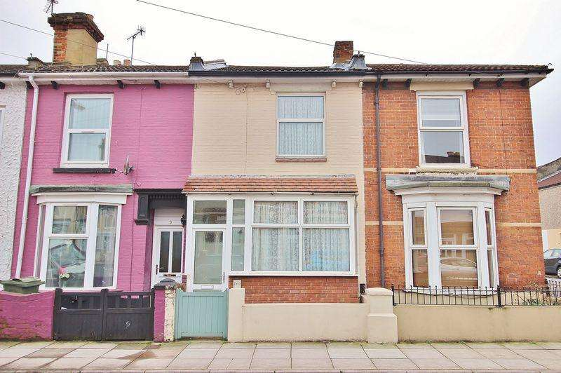 2 Bedrooms Terraced House for sale in Lynn Road, Copnor