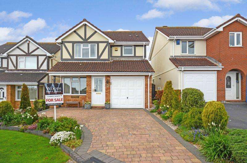 3 Bedrooms Detached House for sale in Mulberry Close, Paignton