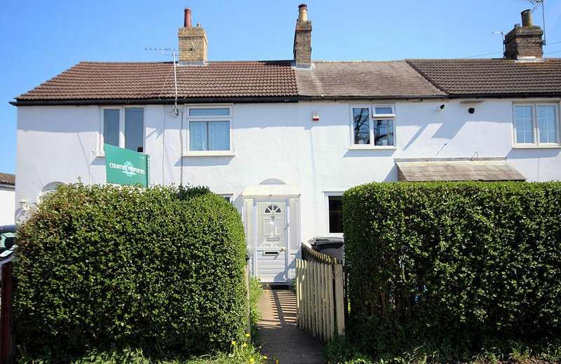 2 Bedrooms Terraced House for sale in High Street, Arlesey, SG15