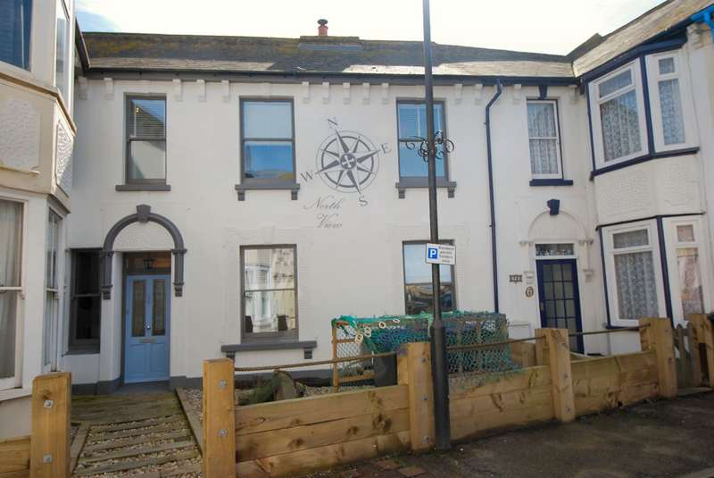 3 Bedrooms Terraced House for sale in Sea View Square, Herne Bay
