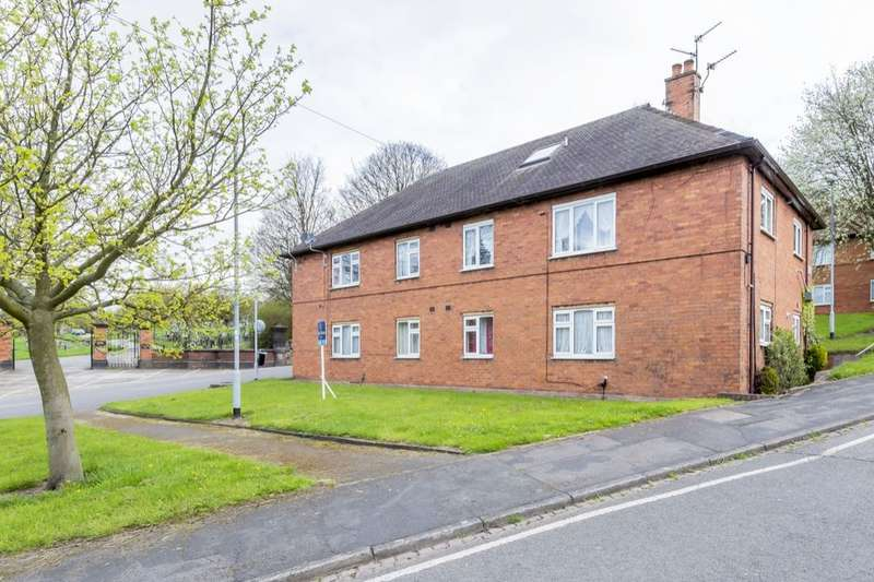 2 Bedrooms Flat for sale in Plex Street, Stoke-On-Trent, ST6