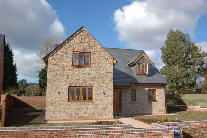4 Bedrooms Detached House for sale in BULLO PILL, NEWNHAM-ON-SEVERN