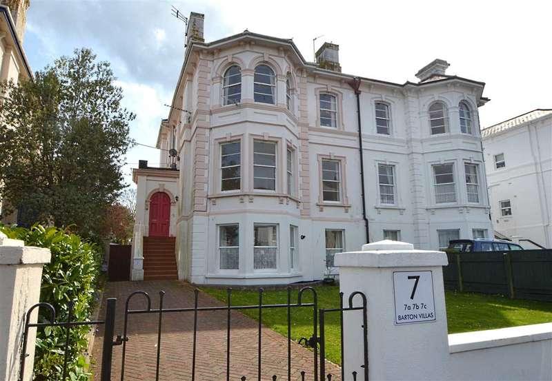 2 Bedrooms Apartment Flat for sale in Barton Villas, Dawlish