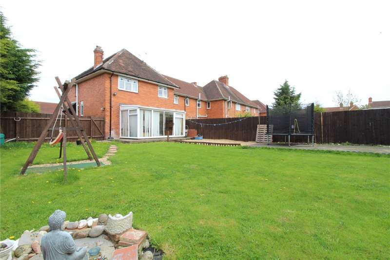 4 Bedrooms End Of Terrace House for sale in Ermine Close, Grantham, NG31