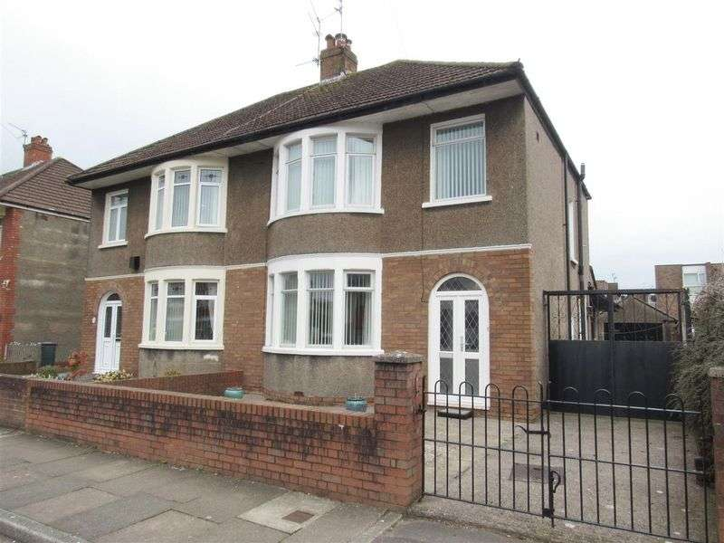 Property for sale in Arles Road Lower Ely Cardiff CF5 5AP