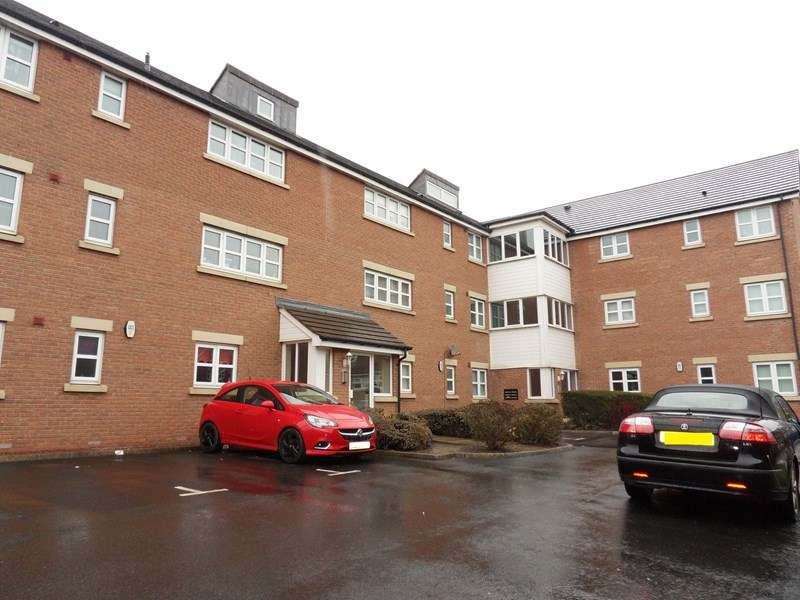 2 Bedrooms Apartment Flat for sale in Hawks Edge, West Moor, Newcastle upon Tyne, Tyne and Wear, NE12 7DR
