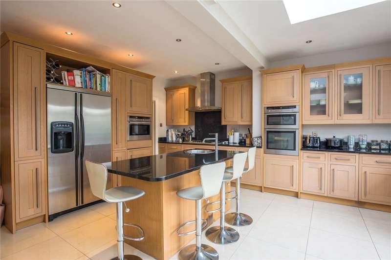 4 Bedrooms Semi Detached House for sale in Crescent Road, New Barnet, Hertfordshire, EN4