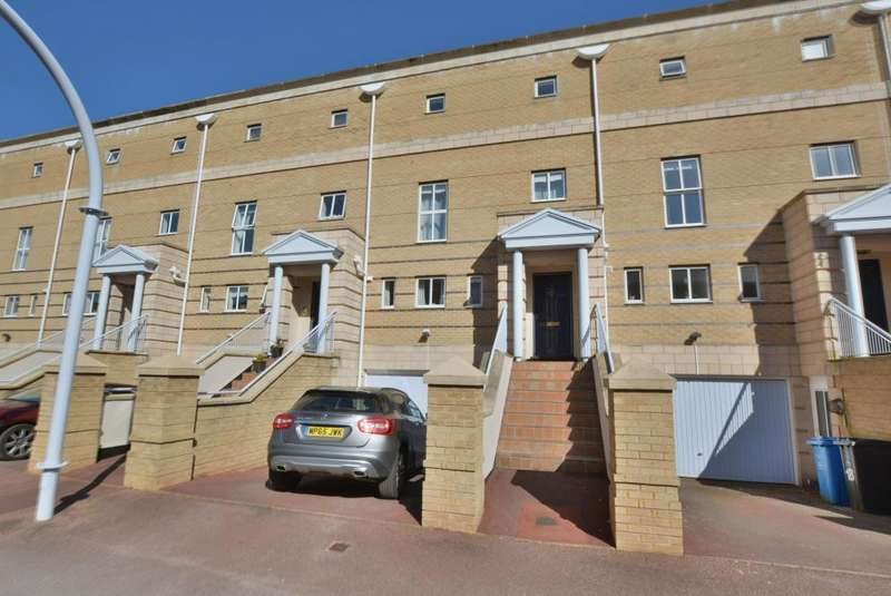 4 Bedrooms Town House for sale in Cerne Abbas, 46 The Avenue, Branksome Park, Poole, BH13 6HF