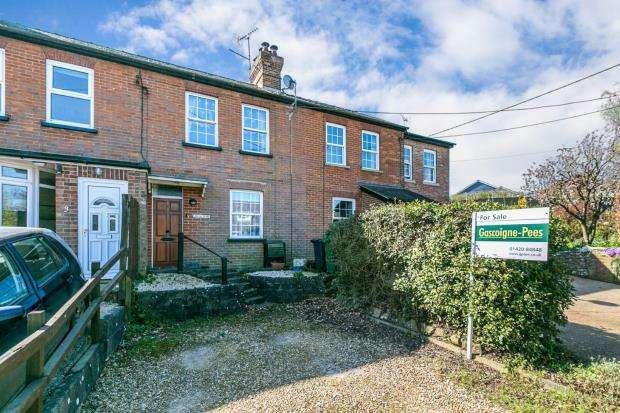 2 Bedrooms Terraced House for sale in Brightstone Lane, Lower Farringdon, Alton