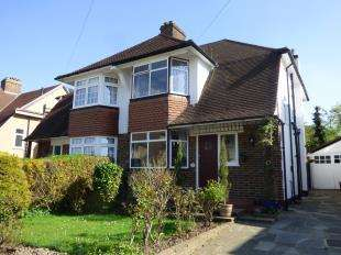 3 Bedrooms Semi Detached House for sale in Colin Close, Shirley, Croydon, Surrey