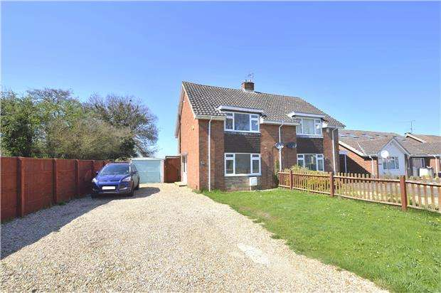 3 Bedrooms Semi Detached House for sale in Hesters Way Road, CHELTENHAM, Gloucestershire, GL51 0SD