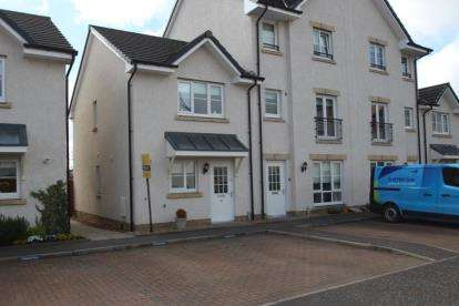 3 Bedrooms End Of Terrace House for sale in Moreland Place, Stirling