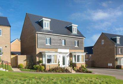 5 Bedrooms Detached House for sale in Great Mead, Yeovil, Somerset