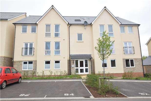 2 Bedrooms Flat for sale in Greenfield Road, Keynsham, Bristol, BS31 1FL