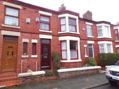 3 Bedrooms Terraced House for sale in Brabant Road, Aigburth, Liverpool, Merseyside, L17