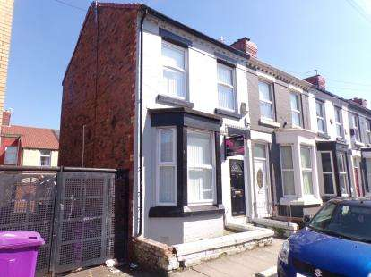 5 Bedrooms Terraced House for sale in Gilroy Road, Liverpool, Merseyside, England, L6