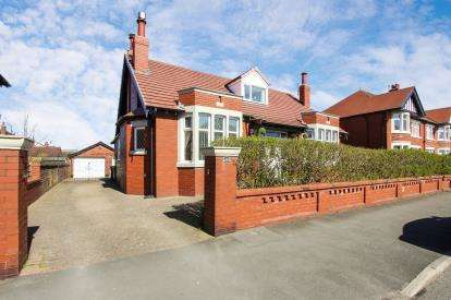 4 Bedrooms Bungalow for sale in St. Davids Road North, Lytham St Annes, Lancashire, England, FY8