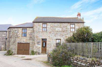 4 Bedrooms Detached House for sale in Trewellard, Penzance, Cornwall
