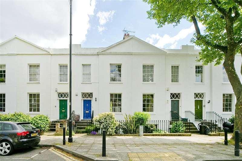 2 Bedrooms Terraced House for sale in Hemingford Road, Barnsbury, N1