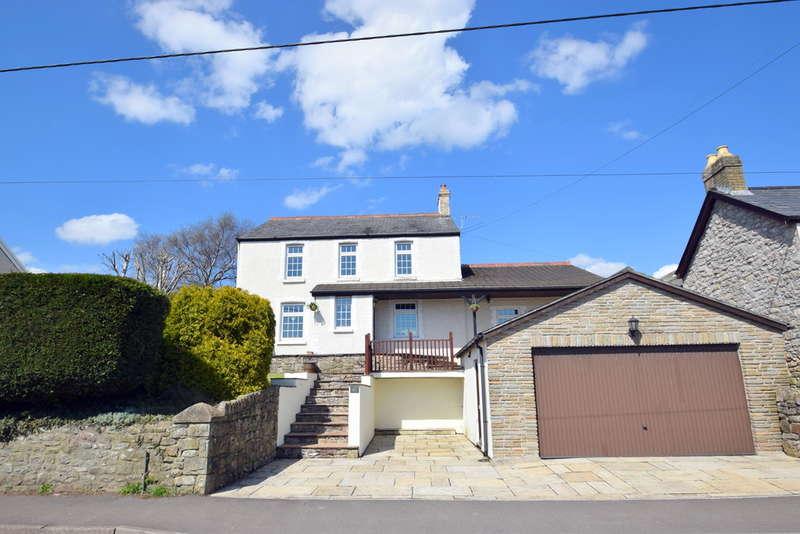 3 Bedrooms Detached House for sale in 83 Heol West Plas, Coity, Bridgend, CF35 6BA