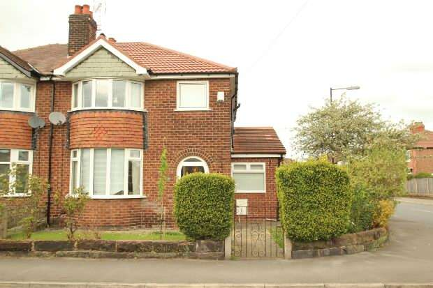 3 Bedrooms Semi Detached House for sale in Ash Grove, Timperley