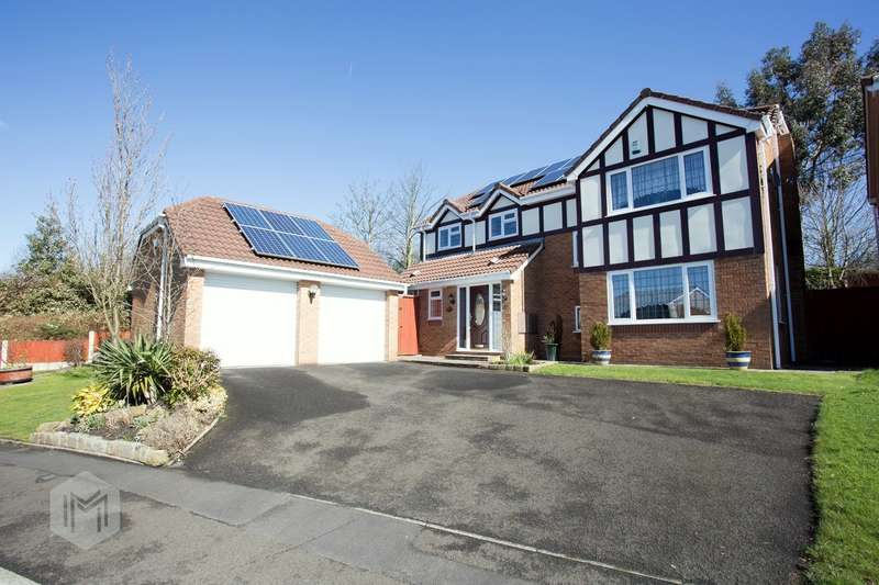 4 Bedrooms Detached House for sale in Parkway, Westhoughton, Bolton, BL5