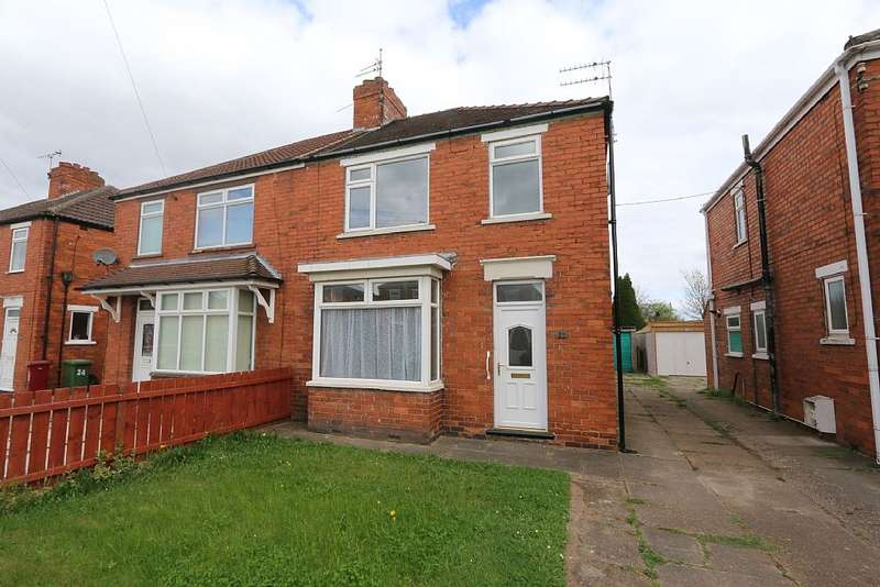 3 Bedrooms Semi Detached House for sale in 20, Burn Road, Scunthorpe, Lincolnshire, DN15 8AX