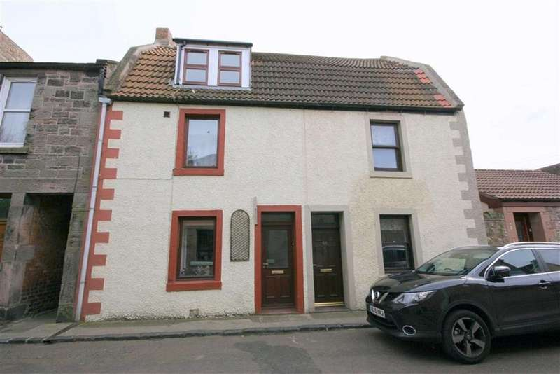 3 Bedrooms Terraced House for sale in Mount Road, Tweedmouth, Berwick Upon Tweed, TD15