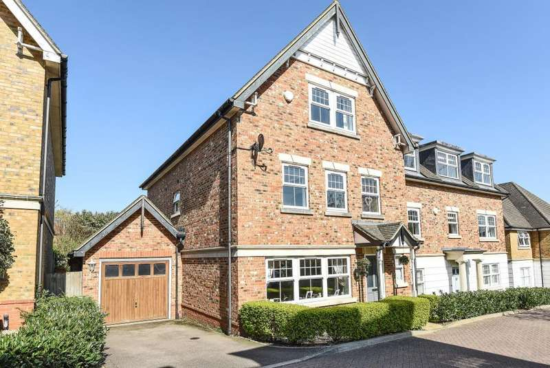 5 Bedrooms House for sale in Ascot, Berkshire, SL5