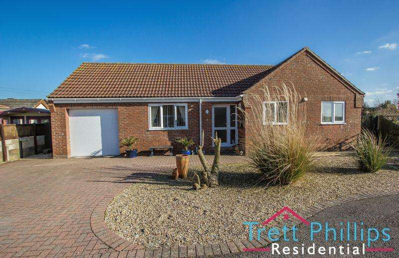 2 Bedrooms Bungalow for sale in Poplar Drive, Walcott