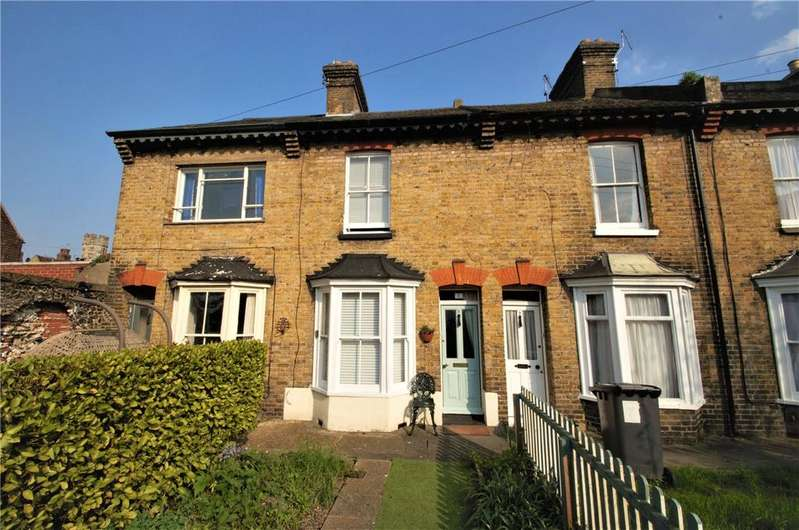 2 Bedrooms Terraced House for sale in St Pauls Terrace, Canterbury, CT1