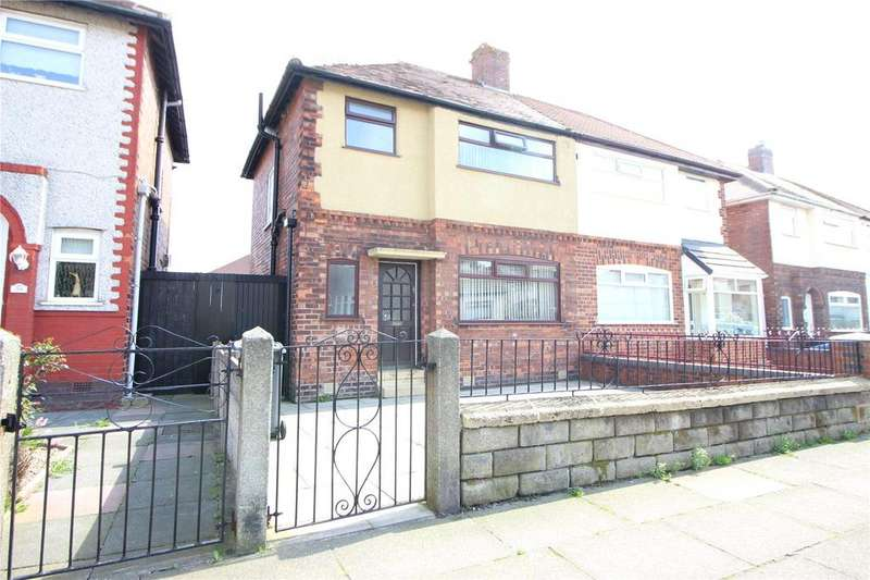3 Bedrooms Semi Detached House for sale in Greystone Road, Broadgreen, Liverpool, Merseyside, L14