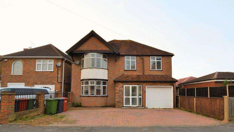 6 Bedrooms Detached House for sale in Buckland Avenue, Langley