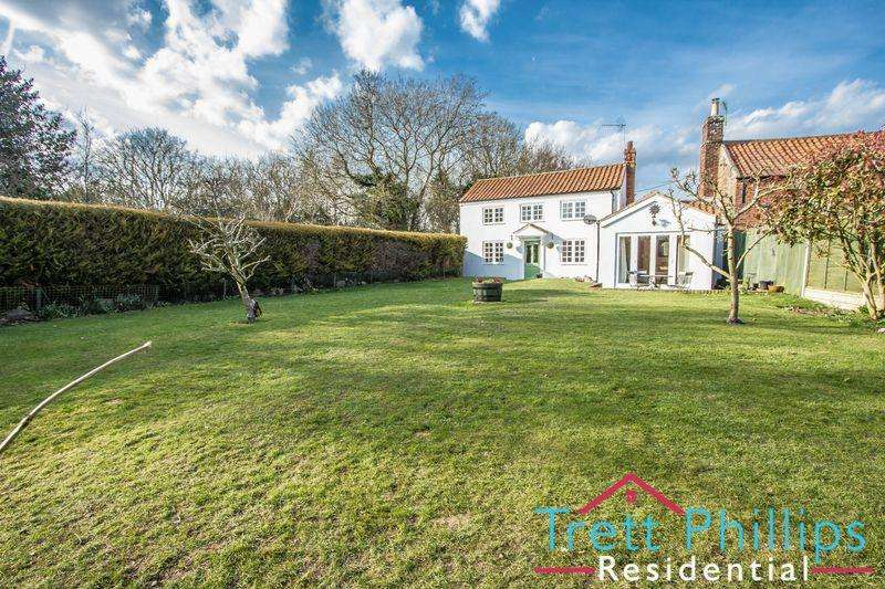 3 Bedrooms Unique Property for sale in Short Lane, Happisburgh