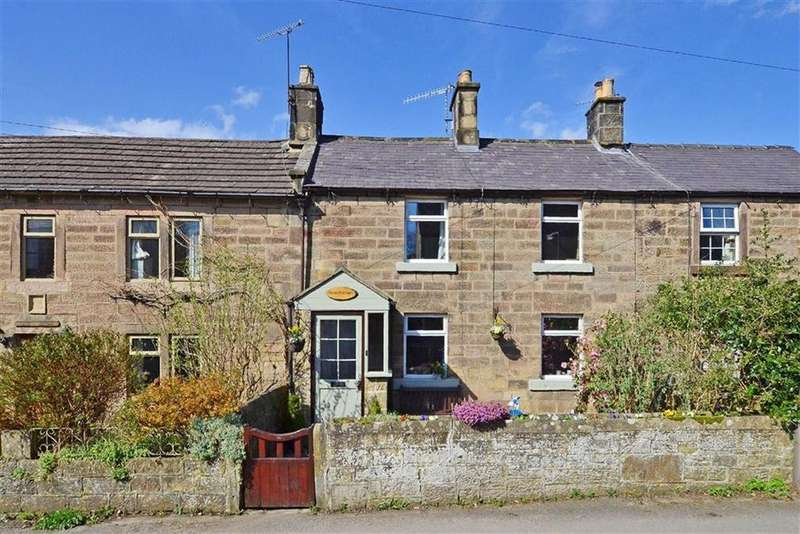 2 Bedrooms Terraced House for sale in Briar Cottage, Thatchers Lane, Tansley, Matlock, Derbyshire, DE4