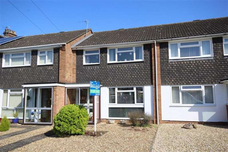 3 Bedrooms Terraced House for sale in Wynyards Close, Town Centre, Tewkesbury, Gloucestershire