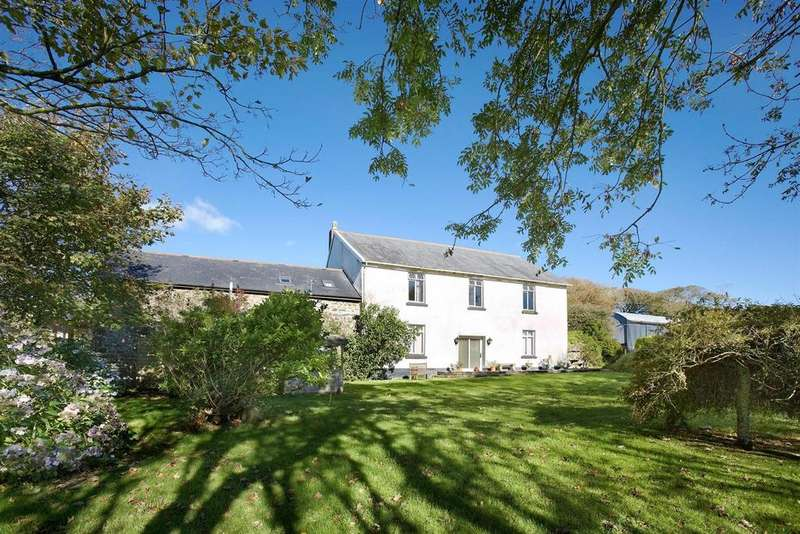 10 Bedrooms Detached House for sale in Higher Clovely