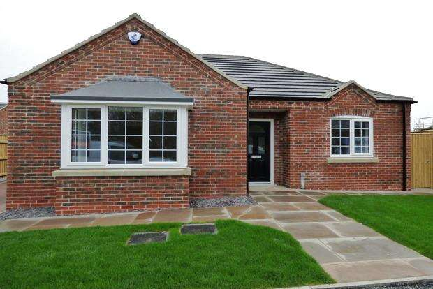 3 Bedrooms Bungalow for sale in Penrose Place, Manby, Louth, LN11