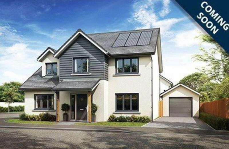 4 Bedrooms Detached House for sale in 3 Anderson Fairway (Plot 103 The Laurel), Tantallon Road, North Berwick, East Lothian, EH39 5GX